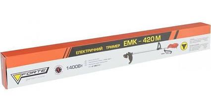 Электротриммер Forte ЕМК-420М, фото 2