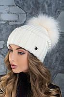 "Женская шапка ""Прада"", фото 1"