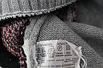 Красивый зимний свитер со снеговиком, фото 2