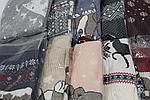 Красивый зимний свитер со снеговиком, фото 3