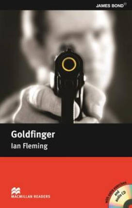Goldfinger with Audio CD and Extra Exercises, фото 2
