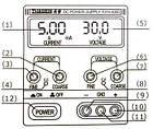 Лабораторный блок питания Zhaoxin RXN-305D 30V 5A c цифровой индикацией, фото 4