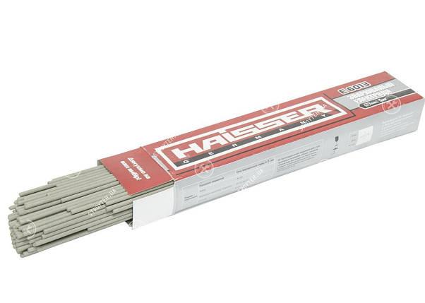 ЭЛЕКТРОДЫ СВАРОЧНЫЕ HAISSER E6013 (3.0ММ, 1КГ), фото 2