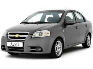 Chevrolet AVEO T250 2005-2011
