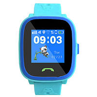 Смарт-часы Smart  Watch HW8 GPS Голубой