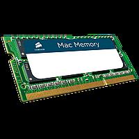 Модуль памяти CORSAIR Mac Memory 8 Gb (2 x 4 GB) DDR3-1066 PC3-8500 CL7 SODIMM (CMSA8GX3M2A1066C7)