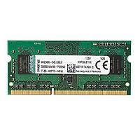 Модуль памяти SoDIMM DDR3L 4GB 1600MHz Kingston (KVR16LS11/4)