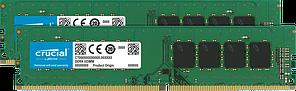 Оперативна пам'ять Crucial 32GB Kit (2 x 16GB) DDR4-2666 UDIMM (CT2K16G4DFD8266)