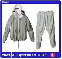Маскировочный костюм маскхалат белый - Alpine White + подарок балаклава