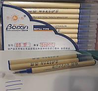 """Стержень для капиллярной ручки, """"Baixin"""" Синяя, толщина 0,7мм RP-88 уп50"""