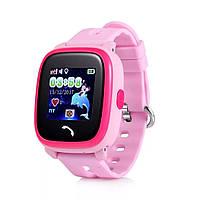 Смарт-часы Smart  Watch HW8 GPS Розовый
