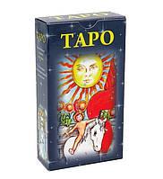 Таро Райдера-Уэйта  (инструкция на русском языке)  солнце