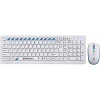 Клавіатура безпровідна + мишка Defender Skyline 895 Nano