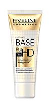 База под макияж Eveline Cosmetics Выравнивающая матирующая 3в1 Base Full HD