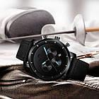 Мужские часы MegaLith Vector Leather, фото 6