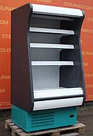 Холодильная горка «Росс Modena» 1 м. (Украина), LED - подсветка, Б/у, фото 1