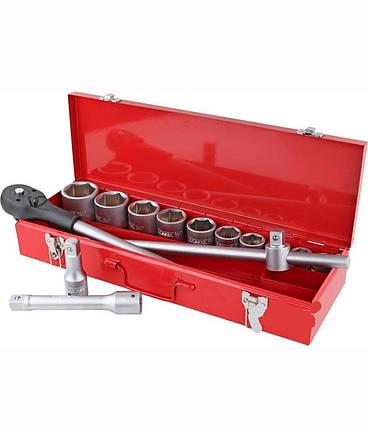 Профессиональный набор инструментов HAISSER 14 ед 3/4, фото 2