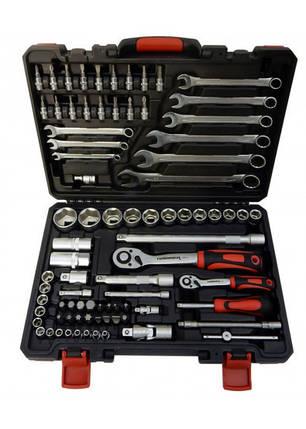 Профессиональный набор инструментов HAISSER 82 ед, фото 2