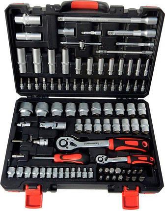 Профессиональный набор инструментов HAISSER 94 ед, фото 2