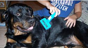 Щетка-расческа для шерсти животных Pet Zoom, фото 3