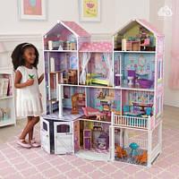 Кукольный домик.Дом для кукол Кидкрафт кукольный домик со светом и звуком 65242 Кенсингтон Кантри Эстейт