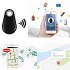[ОПТ] Розумний брелок-антипотеряшка з GPS-трекером. Брелок для ключів з GPS-локатором, фото 3
