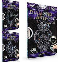 """Набор для творчества """"Мозаика-налипалка DIAMOND ART"""" DAR 01-01"""