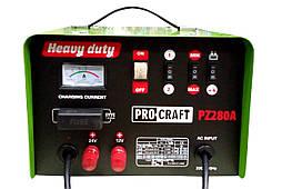 Пуско-зарядное устройство Procraft PZ-280A 12/24 В
