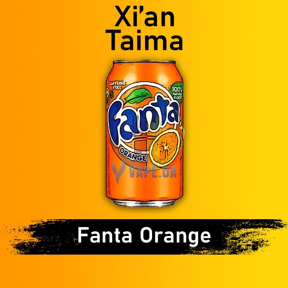 Xian Fanta Orange (Апельсиновая фанта)