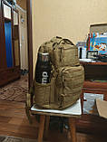 Тактический рюкзак SOG Ninja Tactical Day Pack 24L Coyote, фото 8