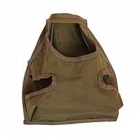 Подсумок Flyye RAV Gas Mask Bag Coyote brown, фото 1