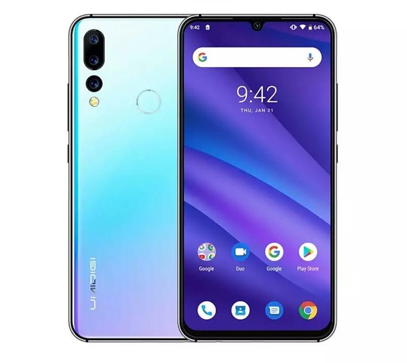 """Смартфон Umidigi A5 Pro Crystal 6.3"""", 4/32 Gb, 4150 mAh в наличии"""