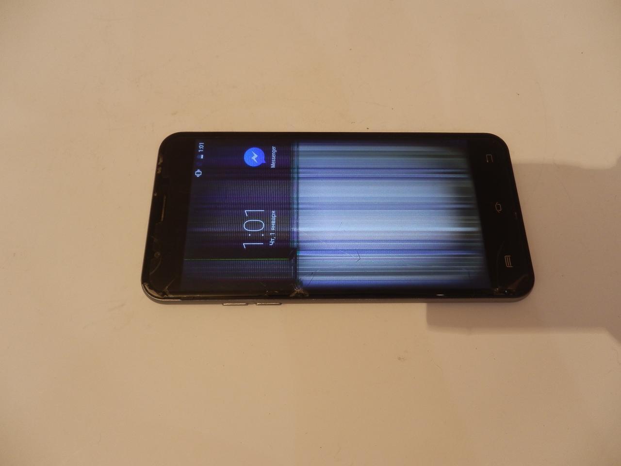 Мобильный телефон Bravis A551 dual №7269