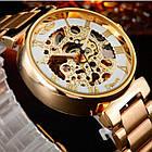 Мужские часы Winner Round, фото 4