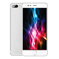 """Сенсорный мобильный телефон (смартфон) M-Horse i7 Plus (5.5"""") Black (3_7491)"""