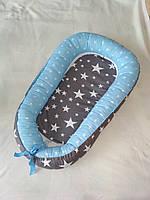 Кокон-позиционер для новорожденных Baby Star P0201
