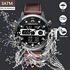 Мужские часы MegaLith Professional, фото 6