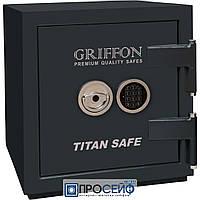 Огневзломостойкий сейф GRIFFON CL III.50.E