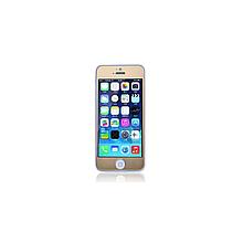 Защитное cтекло Remax для Apple iPhone 5/5S/5C Colorful Golden, 0.2mm, 9H