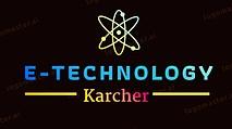 Интернет-магазин «Karcher | E-Technology» — только оригинальная техника от Kärcher