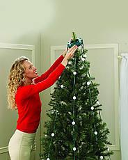 Новогодняя гирлянда Tree Dazzler 48:LED RGB многорежимная, фото 3