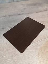 Подложка под торт прямоугольная. Подставка для торта.Прямоугольная.Венге 20*30см.