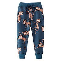 Штаны для мальчика Веселые тигрята