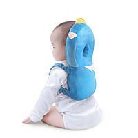 Детскаяподушкадлязащитыотударов Подушка для защиты головы для малышей Подушка для головы для малышей для защиты детей-1TopShop