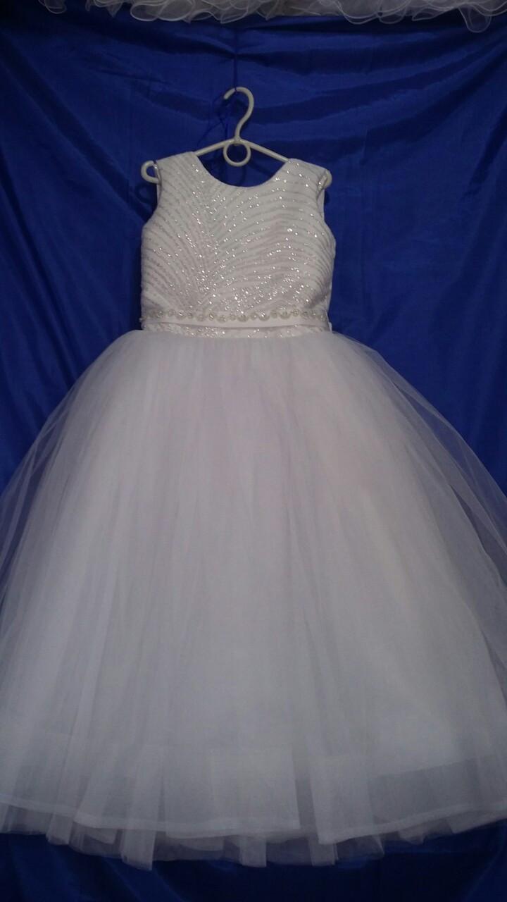 Сукня святкова для дівчинки р. 8-9 років опт