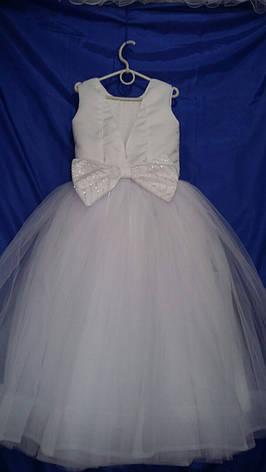 Сукня святкова для дівчинки р. 8-9 років опт, фото 2