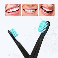Alfawise SG 949 Black Звуковая электрическая зубная щетка, фото 8