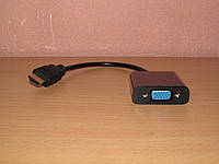 Конвертер HDMI to VGA+audio, фото 1