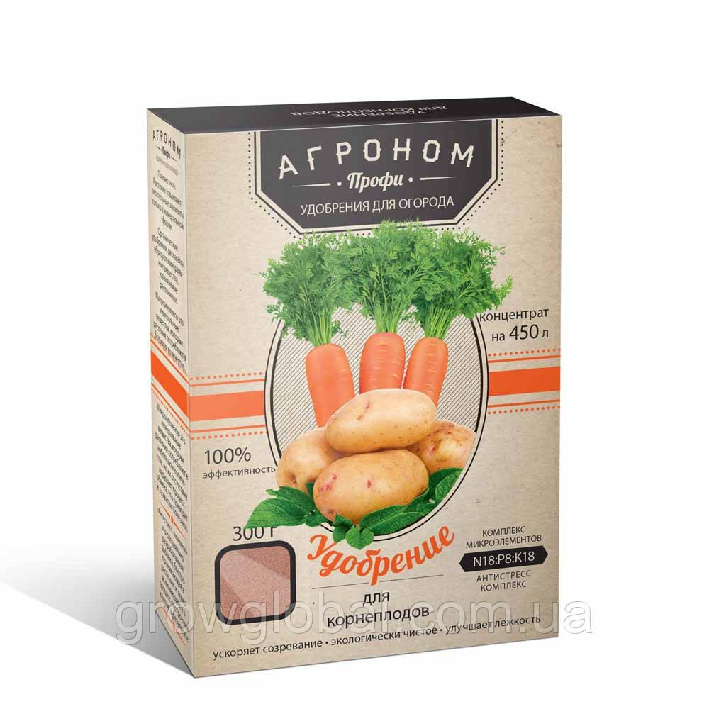 Удобрение для корнеплодов 300 г «Агроном Профи», оригинал