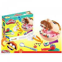 Игровой набор Play-Doh Мистер Зубастик пластилин (тесто для лепки)